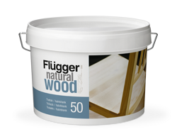 Flügger Natural Wood Lacquer 50 3 л Мебельный лак