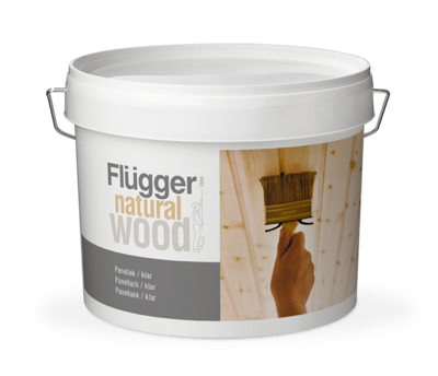 Flugger Natural Wood Panel Lacquer, transparent 0,75 л