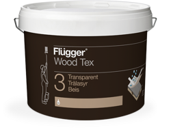 Flügger Wood Tex Transparent 0,75 л