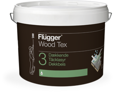 Flügger Wood Tex Tacklasyr (Wood Tex Opaque)