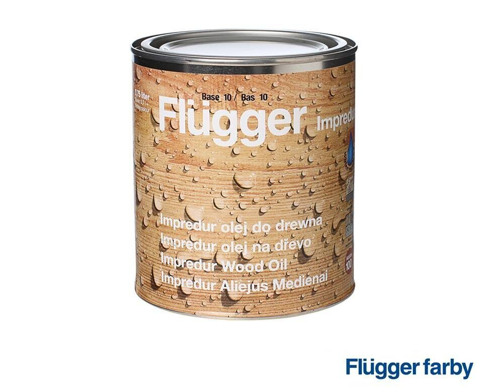 Flugger Impredur Wood Oil Масло 0,75 л base 11