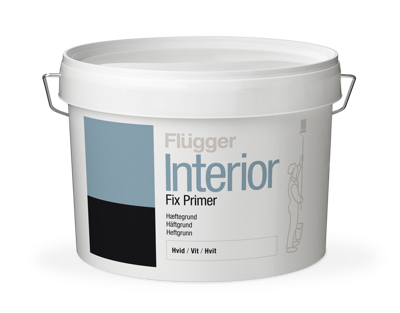 Flugger Interior Fix Primer 0,75 л