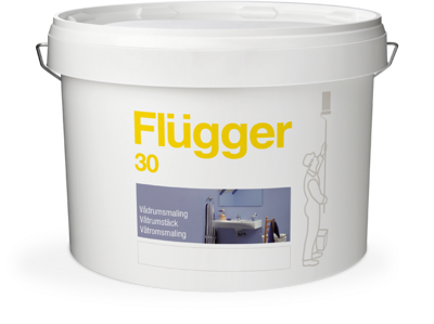 Flugger Wet Room Paint 0,75 л